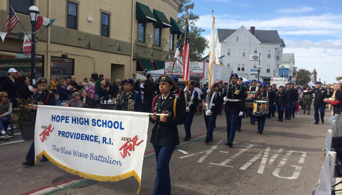 Federal Hill Providence Columbus Day Festival 2019