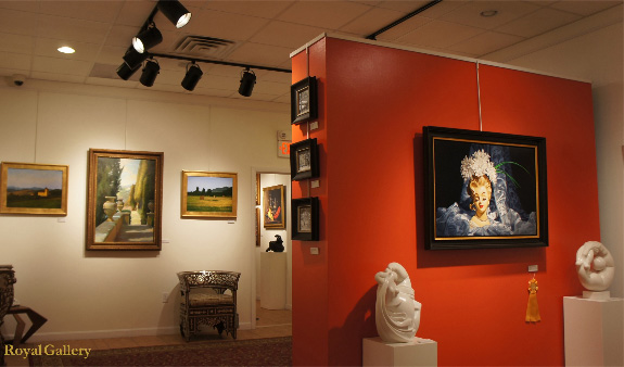 Read more about the article Gallery Night at the Federal Hill Galleries
