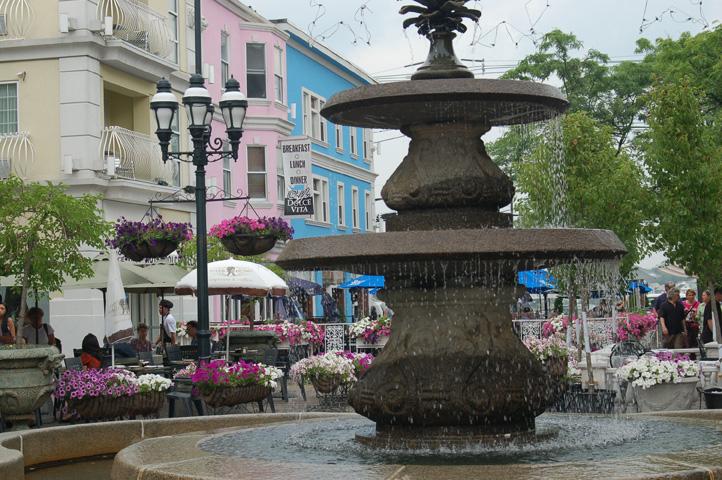 Fountain Depasquale Square