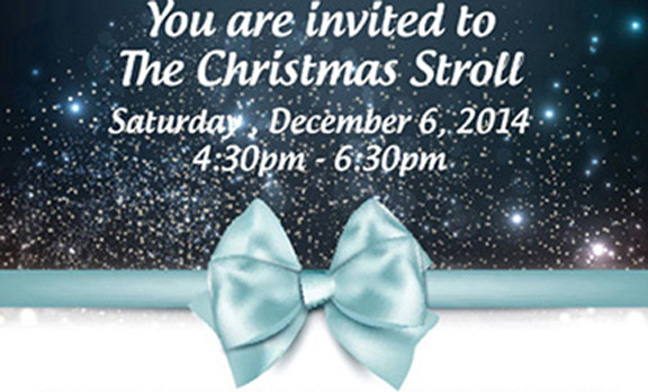 You are currently viewing Christmas Stroll – Federal Hill