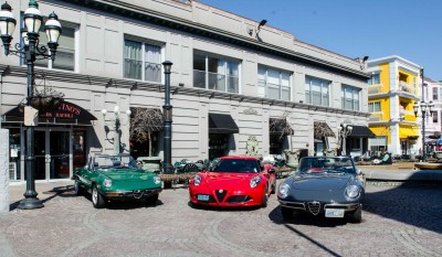 You are currently viewing Alfamiglia Nordest, Alfa Romeo On Federal Hill