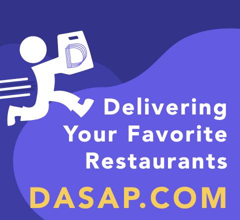 DASAP delivery ad