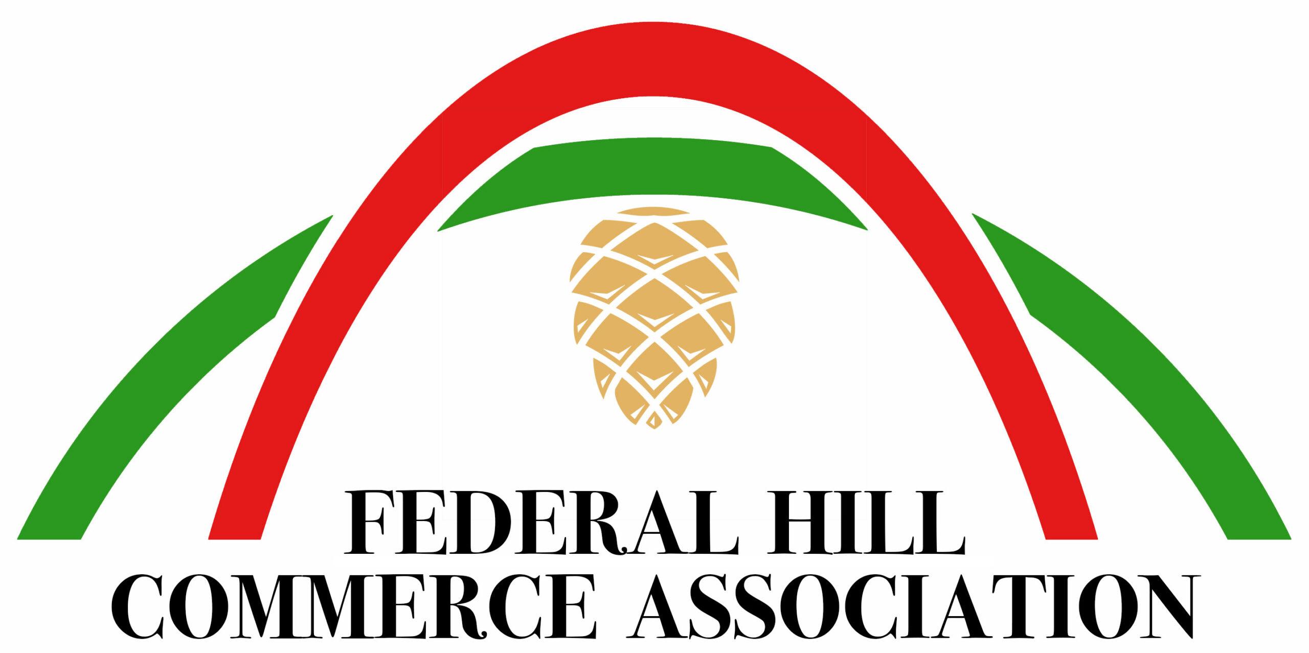 federal hill commerce association logo 2021